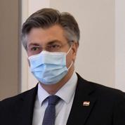 Le premier ministre croate testé positif au Covid-19