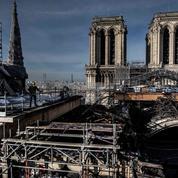 Pour la première fois depuis l'incendie, un concert de Noël organisé dans Notre-Dame de Paris