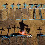 Covid-19 : cri d'alarme de l'OMS sur la situation au Brésil et au Mexique