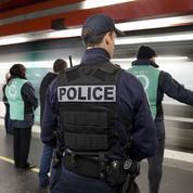 Le nombre de signalements de colis suspects dans le métro parisien est en hausse