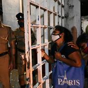 Sri Lanka : amnistie de prisonniers après une sanglante mutinerie liée au Covid-19