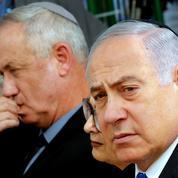 Israël : déçu de Nétanyahou, Gantz dit soutenir une dissolution du Parlement