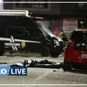 Brésil : un braquage spectaculaire avec des explosifs et des otages dans une banque