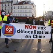 General Electric : 70 salariés à Bercy et devant l'Assemblée nationale