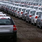 Reconfinement: les immatriculations de voitures neuves chutent de 27% en novembre en France