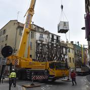 Perpignan : opération délicate pour extraire un homme de 300kg de son domicile par les airs