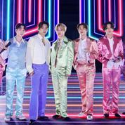 Les Coréens BTS cartonnent une fois de plus avec leur titre Life Goes On
