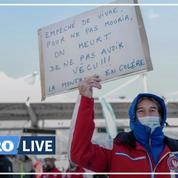 Savoie : plus de 600 montagnards manifestent pour défendre la saison de ski