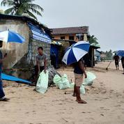 «Burevi», deuxième cyclone en une semaine à menacer le Sri Lanka et l'Inde