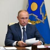 Karabakh : Poutine apporte son soutien au premier ministre arménien