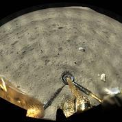 Lune: la sonde chinoise a achevé son prélèvement d'échantillons