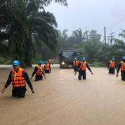 Crues subites dans le sud de la Thaïlande : au moins neuf morts