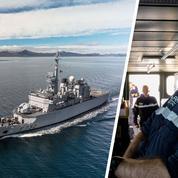 Vendée Globe : comment la Marine nationale s'est mobilisée pour récupérer Kevin Escoffier sur le bateau de Jean Le Cam
