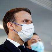 Présidentielle 2022 : «Peut-être que je ne pourrai pas être candidat», imagine Macron
