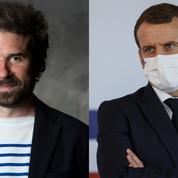 Climat : quelle est l'origine du conflit entre Cyril Dion et Emmanuel Macron ?