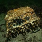 Des plongeurs découvrent une machine Enigma utilisée par les nazis dans la mer Baltique