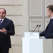 Macron remercie Sissi de son soutien après la «campagne de haine» anti-française dans le monde musulman