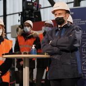 Pour Emmanuel Macron, «l'avenir énergétique et écologique de la France passe par le nucléaire»