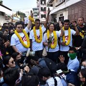 Manifestations en Thaïlande : nouvelles inculpations pour «lèse-majesté»