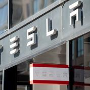 Tesla va vendre jusqu'à 5 milliards de dollars d'actions