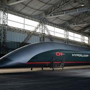 Altran et Hitachi Rail montent à bord du train futuriste Hyperloop TT