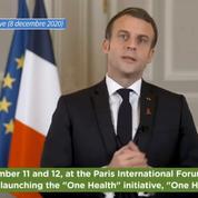 Covid-19 : Macron appelle une coopération internationale sur la «santé humaine, animale et l'environnement»