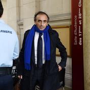 Pétain «sauveur» de Juifs français : 10.000 euros d'amende requis contre Éric Zemmour