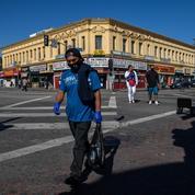 Covid-19: à Los Angeles, les latinos deux fois plus infectés que les blancs