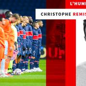 PSG-Basaksehir: face au racisme, les joueurs ont (enfin) fait front