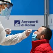 Arrivée à Rome du premier vol «Covid-free» entre les États-Unis et l'Europe