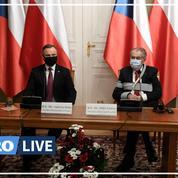 Budget de l'UE: discussions en cours sur «un accord préliminaire», selon le président polonais
