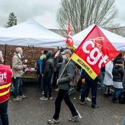 La CGT lance une campagne pour réclamer 500.000 emplois dans la fonction publique et une hausse des salaires