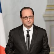 Climat : Hollande appelle la France et l'Europe à «renforcer leurs engagements»