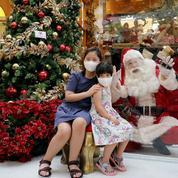 Le business des costumes de Père Noël connaît, lui aussi, la crise