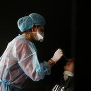 Covid-19 : 297 décès en 24 heures, près de 14.000 nouveaux cas positifs détectés