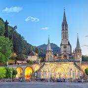 Lourdes : un Noël en lumières inédit pour le Sanctuaire