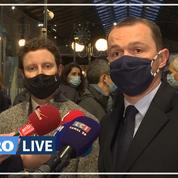 Brexit : la police et les douanes «prêts» le 1er janvier, assurent Beaune et Dussopt