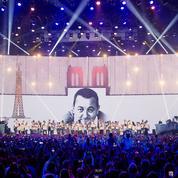 Concert des Enfoirés sans public: un manque à gagner de 4,5 millions d'euros pour les Restos du Cœur