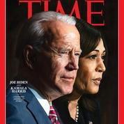 Le ticket Joe Biden et Kamala Harris élu «personnalité de l'année» du magazine Time