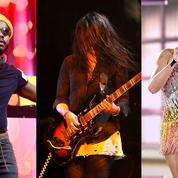 Channel Tres, The Kills, Taylor Swift... Découvrez notre playlist du week-end