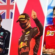Formule 1 : les notes des meilleurs pilotes (et cancres) de la saison