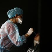 Covid-19 : des opérations de dépistage massif commencent lundi