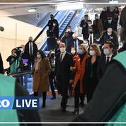 La ligne 14 du métro parisien prolongée à Saint-Ouen ce lundi