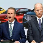 Volkswagen : armistice dans le conflit à la tête du groupe