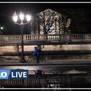 Covid-19 : le couvre-feu en vigueur depuis 20 heures ce mardi