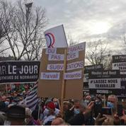 Valenciennes : cafetiers et restaurateurs manifestent pour qu'on les «laisse travailler»