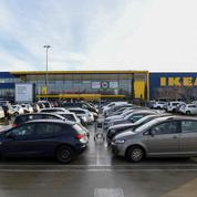 Ikea: débrayages dans plusieurs magasins face à l'absence de prime