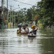 Les catastrophes naturelles et sinistres ont coûté 187 milliards de dollars en 2020, selon une étude