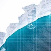 En Antarctique, un iceberg géant menace les manchots britanniques
