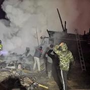 Incendie dans une maison de retraite en Russie : 11 morts